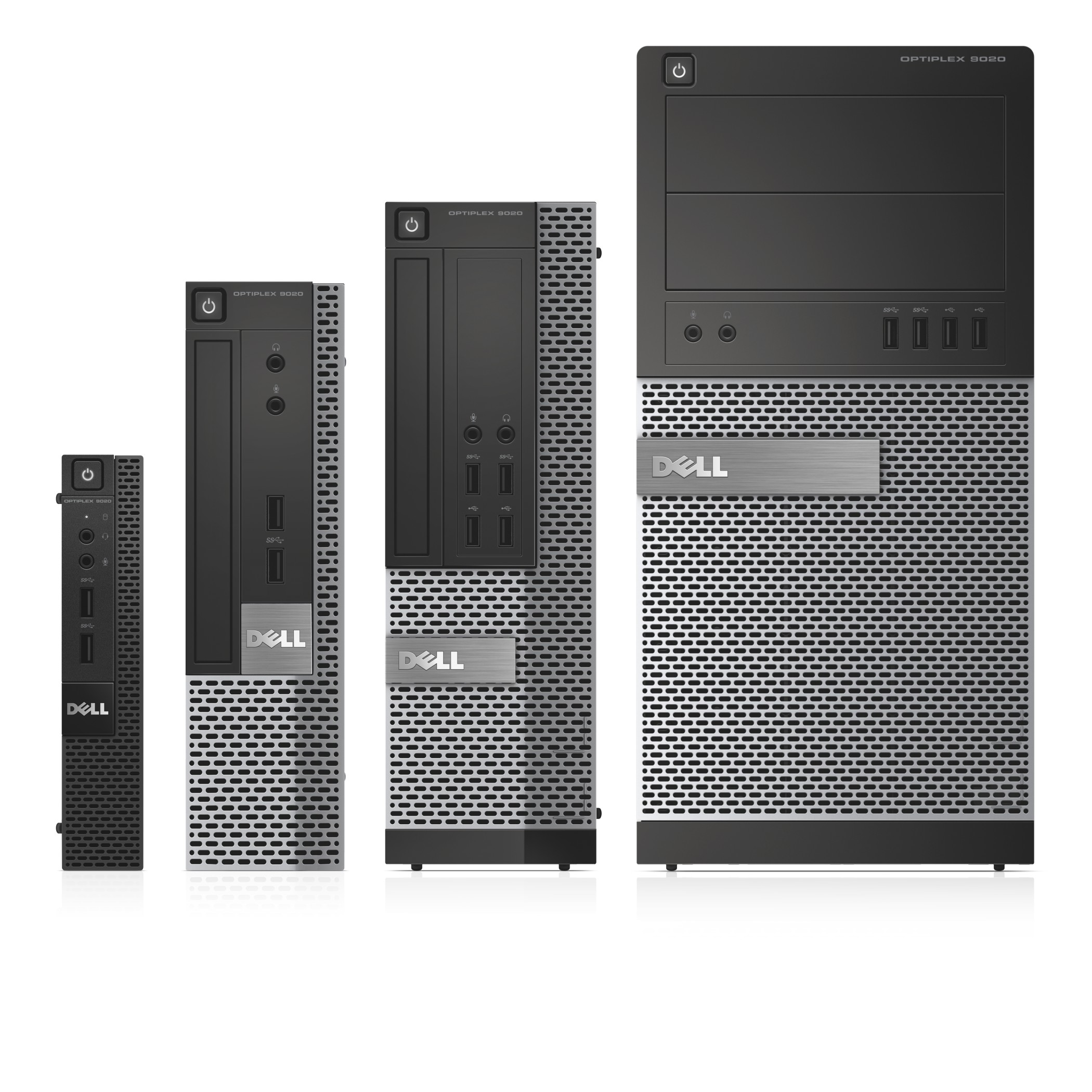 Dell Optiplex 9020 Desktop PC family